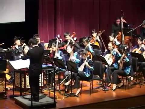 SMU Chinese Orchestra - Super Mario Brothers (Second Half)