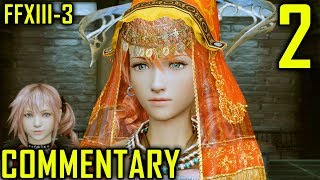 Lightning Returns: Final Fantasy XIII-3 Walkthrough Part 2 - The City Of Luxerion