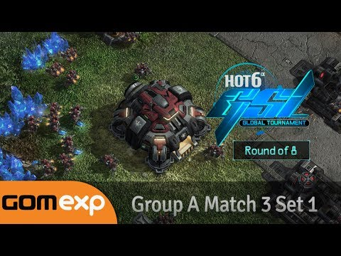 Ro8 Group A Match 3 Set 1, 2014 GSL Global Tournament - Starcraft 2