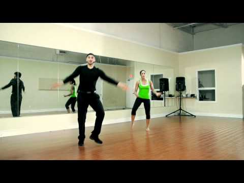 Xtreme Bhangra Dance Fitness Debut  Featuring Albina Nahar