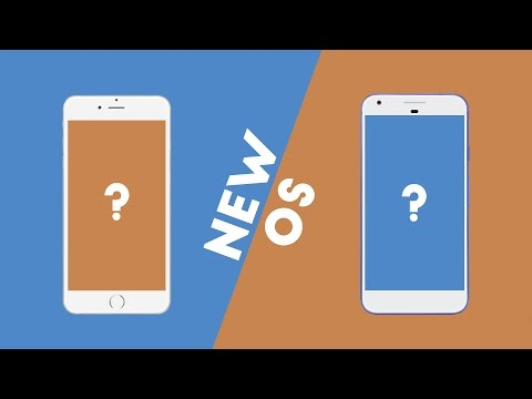 Why are there no new Mobile Operating Systems?