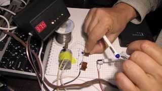 Двигатель для переворота яиц в инкубатор   подключаем