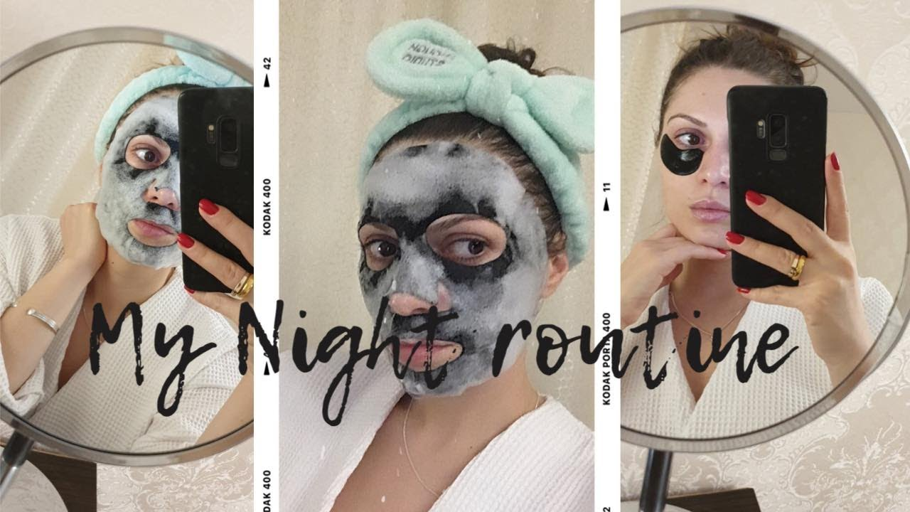 VLOG: MY NIGHT ROUTINE | NANUTA
