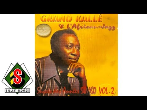 Grand Kallé & L'African Jazz - Kelya (audio)