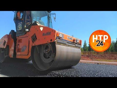 Реконструкция дорог в Нижнекамске, возможно, завершится раньше срока