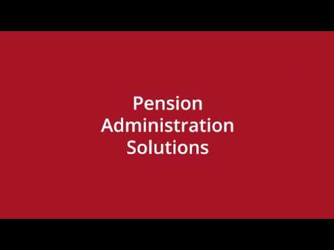 Pension Administration Solutions