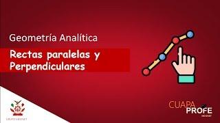 #CuapaProfe Rectas paralelas y Perpendiculares