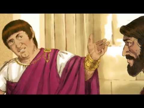 The Palm Sunday Passion Gospel according to St Matthew
