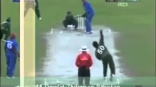 20 sixes by afghanistan cricket team