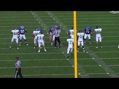 2012 Ave Maria Defense vs Shorter