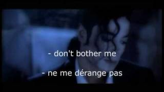 Michael Jackson - Who Is It (1991) (subtitles lyrics English - sous-titres paroles Français)