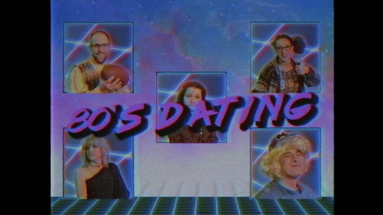 80s dating video music