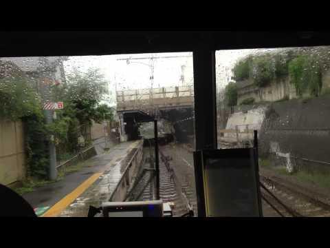 奈良線 Kyoto, Japan - JR Nara Line to Fushimi Inari Shrine