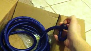 Best & Cheapest ZERO 0 Gauge Wire