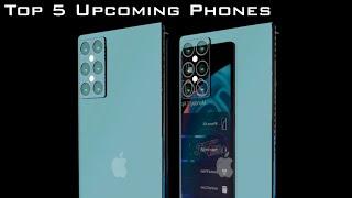 Top 5 Upcoming Phones 2020/2021 ! iPhone ,Samsung , Sony ,Vivo, Oppo