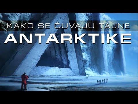 Ravna zemlja   Kako se čuvaju tajne Antarktike
