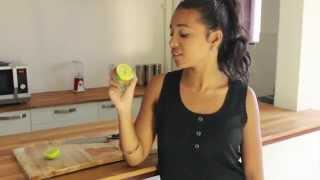 Enlever les tâches : la mort d'un citron