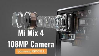 Xiaomi Mi Mix 4 with Samsung 108MP Camera