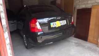 Автоподнятие крышки багажника Hyundai Accent