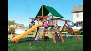 Nashvile Playsets - Call 615-595-5565 - Happy Backyards