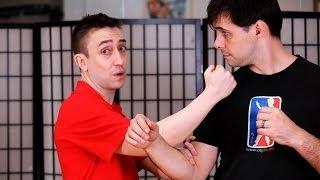 How to Do Paak Sau aka Slapping Hand | Wing Chun