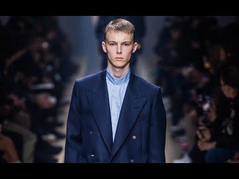 aba46dc14 DUNHILL Fall 2019 2020 Menswear Paris - Fashion Channel