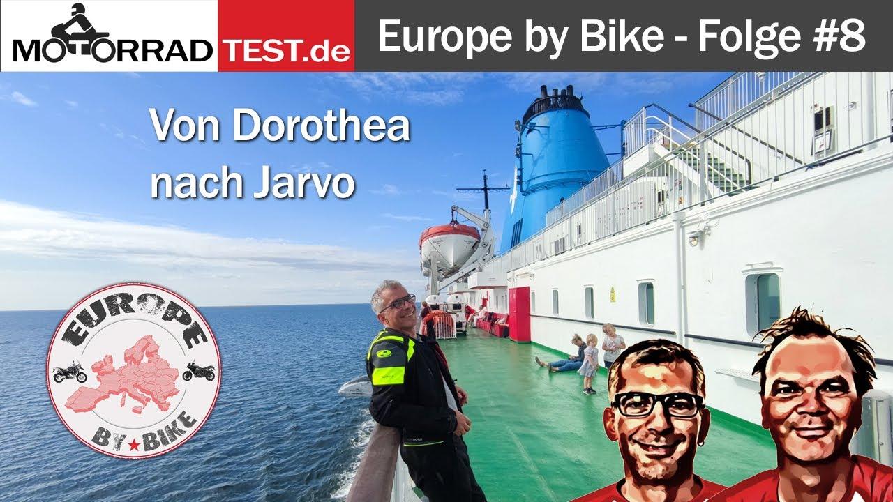 Europe by Bike | Folge #8 | Von Dorothea nach Jarvo