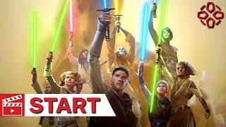 Mi lesz a Star Wars univerzum sorsa?  - IGN Start 2021/04.