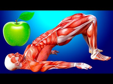 Eat One Apple a Day, See What Happens to Your Body