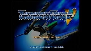 Saturn LongPlay [042] Thunder Force V