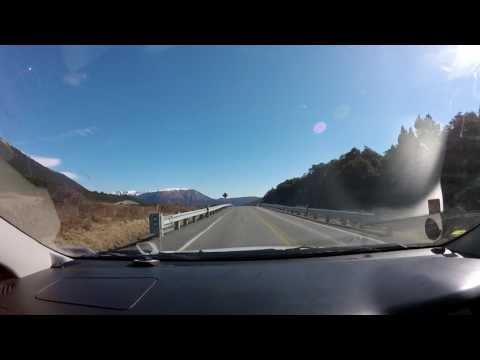 1 Hour of Driving in New Zealand
