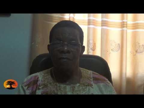 Joseph Kokou KOFFIGOH devenu poète, nous parle du 05 Octobre 90 et de l'avenir du Togo