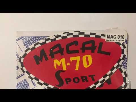 Macal M70 Sport -ASV