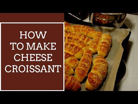 nutella croissant recept