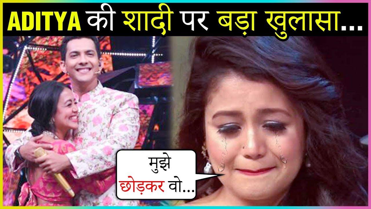 Aditya Narayan To Tie The Knot With His Girlfriend This Year Confirms Neha Kakkar Youtube