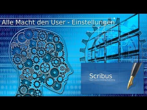Flyer Tutorial 014 - Scribus - Alle Macht den Usern