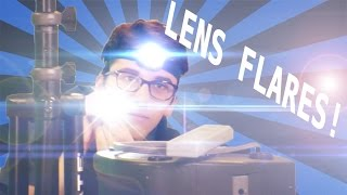 ADDICTED TO LENS FLARES!