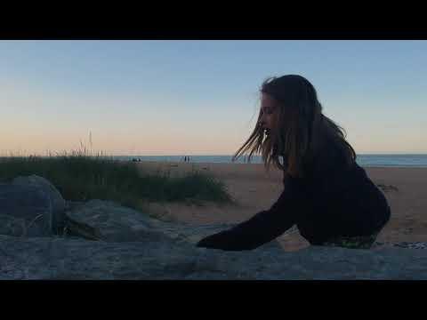 Drone Beach Run - Norfolk