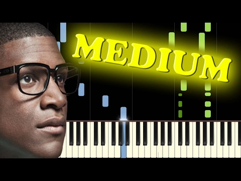 LABRINTH  BENEATH YOUR BEAUTIFUL  Piano Tutorial