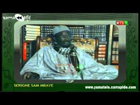 Fatiliku: TGP avec Serigne Sam Mbaye, invité de Babacar Diagne - RTS1