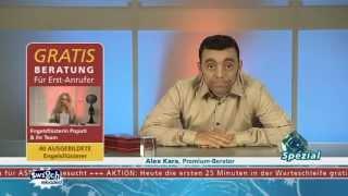 Mitten im Leben: Dennis ruft im Astro-TV an