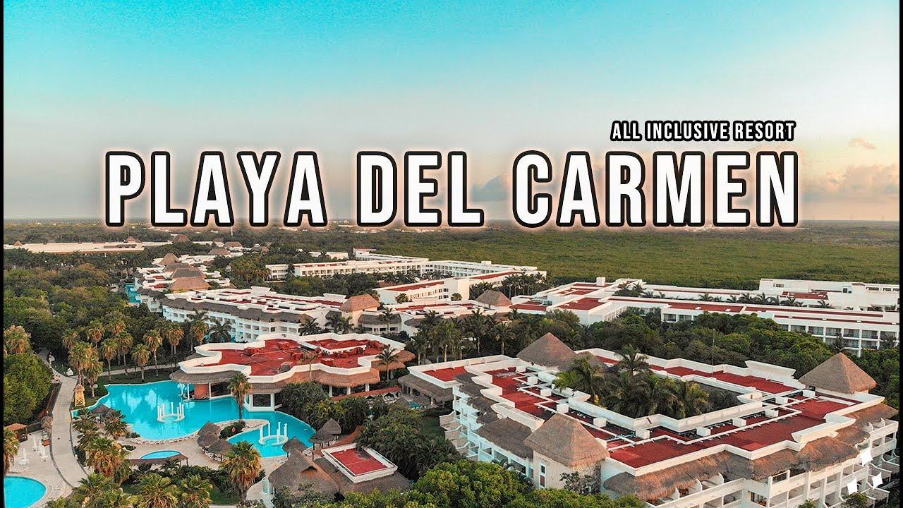 All Inclusive Resorts In Playa Del Carmen Grand Sunset Princess
