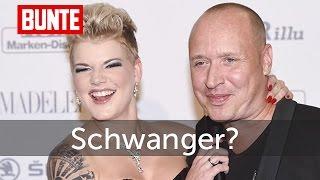 Melanie Müller -  Schwanger?   - BUNTE TV