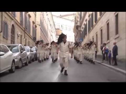 Italians On The March (Bersaglieri)