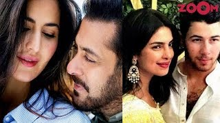 Salman's special decision for Katrina   Priyanka - Nick wedding to have STRICT rules & more