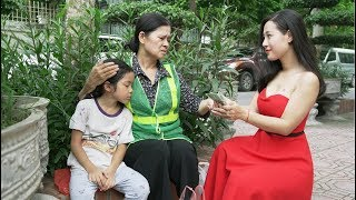 Nữ Chủ Tịch Giúp Bà Cháu Lao Công Không Có Tiền Mua Cháo, 20 Năm Sau Được Báo Đáp | Nữ Chủ Tịch T46