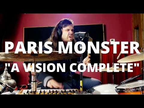Meinl Cymbals Josh Dion Paris Monster