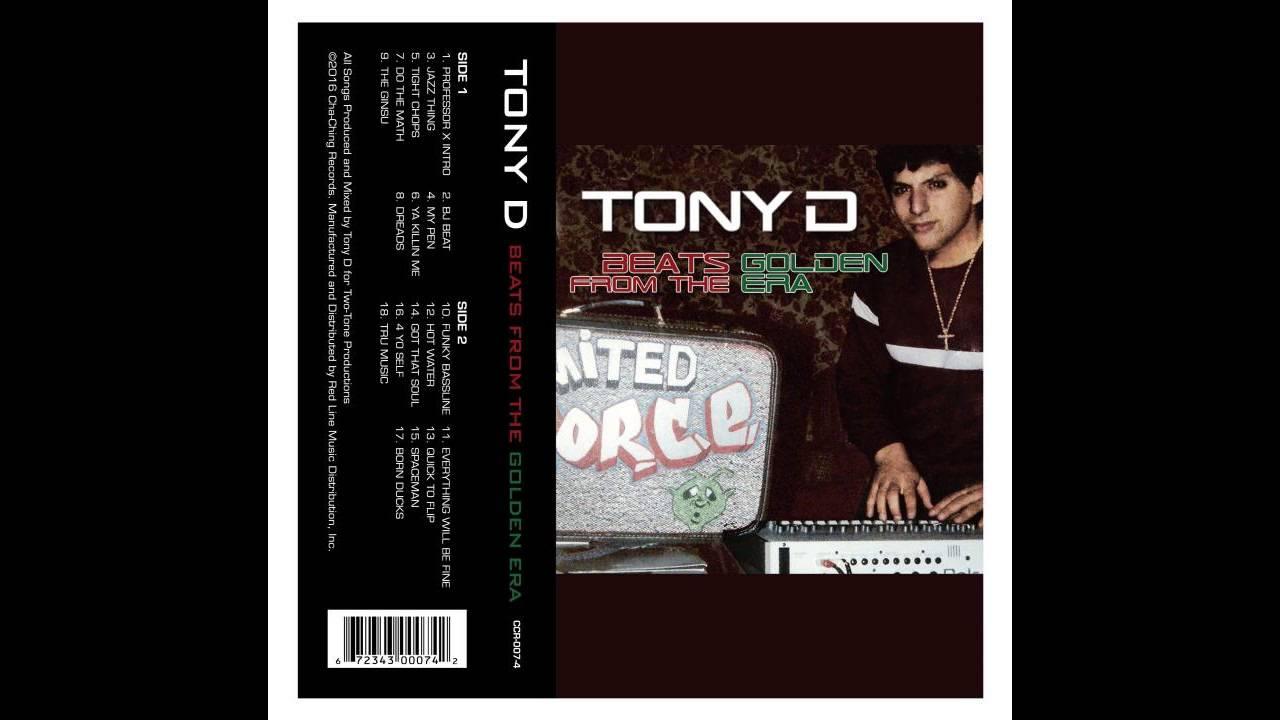 Tony D