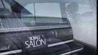 Daewoo Royale Salon commercial 1987 (korea)