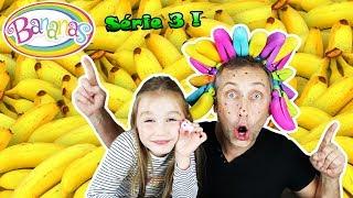 On MANGE 5 FRUITS et LÉGUMES par jour grâce a la NOUVELLE SAISON 3 des BANANAS !